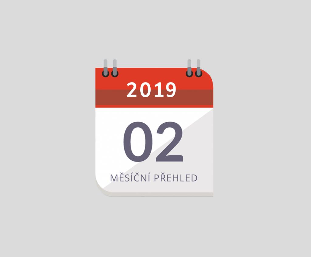 [Únor 2019] Ruční výběr klíčových událostí pro malé a střední firmy