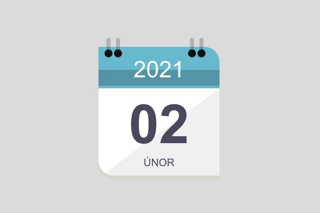 [Únor 2021] Ruční výběr klíčových událostí pro malé a střední firmy