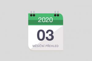 [Březen 2020] Ruční výběr klíčových událostí pro malé a střední firmy