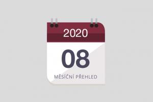 [Srpen 2020] Ruční výběr klíčových událostí pro malé a střední firmy
