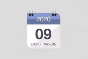 [Září 2020] Ruční výběr klíčových událostí pro malé a střední firmy