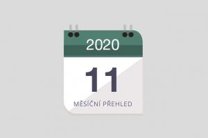 [Listopad 2020] Ruční výběr klíčových událostí pro malé a střední firmy