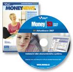 Rozesláno aktualizační CD s verzí Money S3 10.070