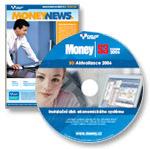 Rozesláno aktualizační CD s verzí Money S3 10.061