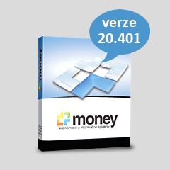 Změny a novinky Money S3 verze 20.401