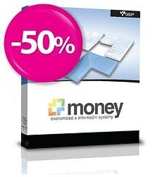 Prodlužujeme 50% slevu na Money S3 i moduly až do pátku!