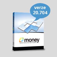 Změny a novinky Money S3 verze 20.704