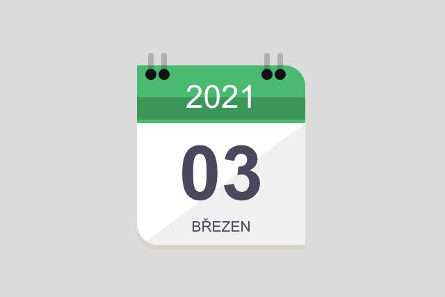 [Březen 2021] Ruční výběr klíčových událostí pro malé a střední firmy