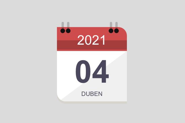 [Duben 2021] Ruční výběr klíčových událostí pro malé a střední firmy