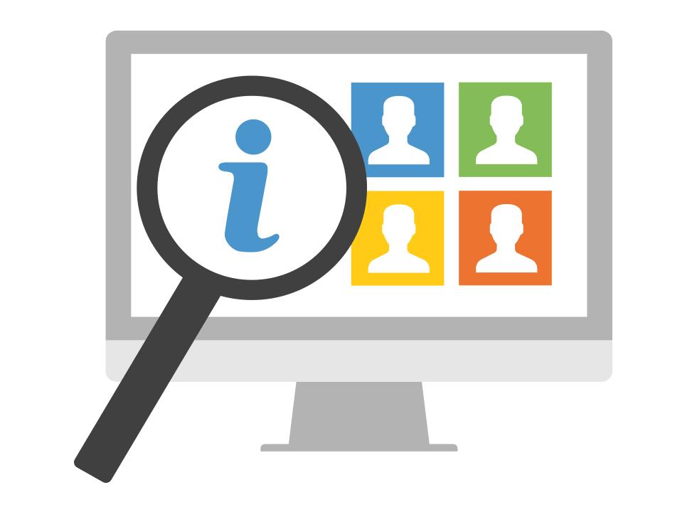 Získejte víc informací o klientech